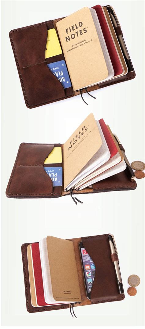 cuero journals personalized leather journal leather notebook cover