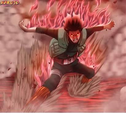 Naruto Gai Anime Guy Might Wallpapers Sensei