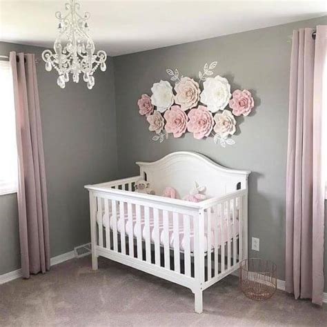 inspiring nursery ideas   baby girl cute