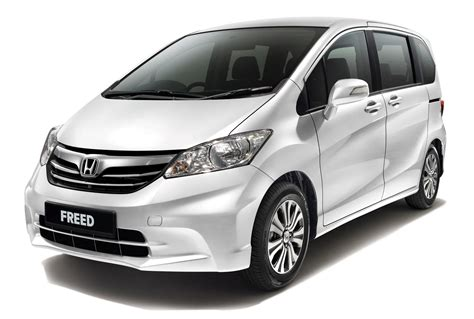 mpv car honda freed mpv facelifted rm99 800 to rm113 500