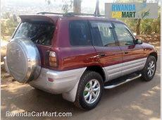 Used Toyota SUV 1995 1995 Toyota RAV4 Rwanda CarMart