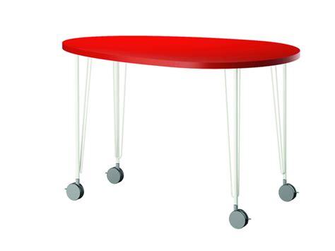 plateau de bureau ikea tout roule pour les meubles à roulettes galerie photos d