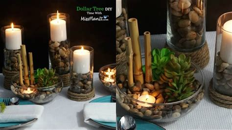 diy dollar tree  simply succulent centerpiece diy