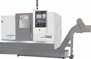 Colchester Typhoon L52 Compact With Fanuc Oi