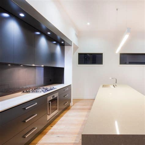 re eclairage cuisine plan de travail de cuisine maison