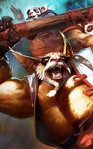 Download Brewmaster Dota 2 Free Pure 4K Ultra HD Mobile