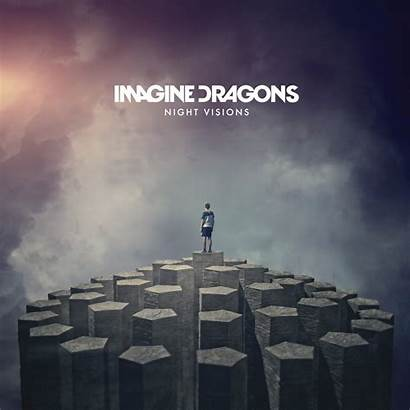 Imagine Dragons Night Album Vision Visions Dragon