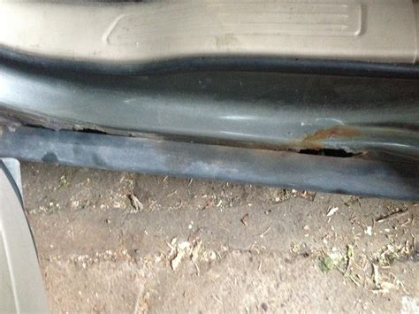 rocker panel rust repair taurus ford last