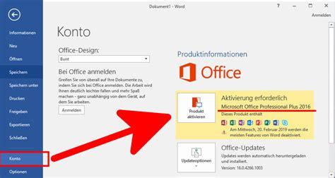 Office Version by Welche Office Version Habe Ich So Findet Ihr Es Heraus