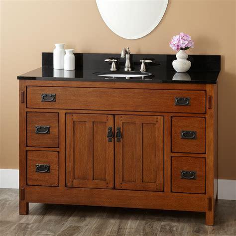 30 American Craftsman Vanity For Undermount Sink Bathroom