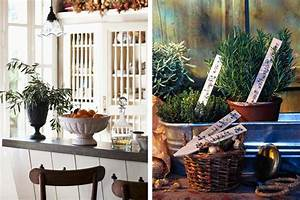 Kräutertöpfe In Der Küche : der provenzalische stil f r out und indoor ~ Michelbontemps.com Haus und Dekorationen