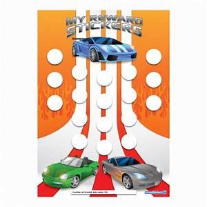 Car Reward Charts Collection Charts For Behaviour