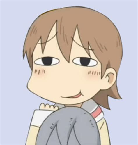 Anime Meme Face - smug yukari takeba face jpg smug anime face know your meme