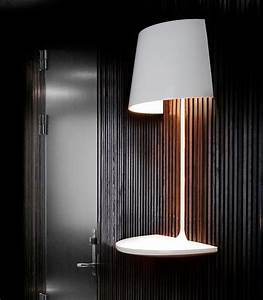 Illusion lamp for northern lighting design milk