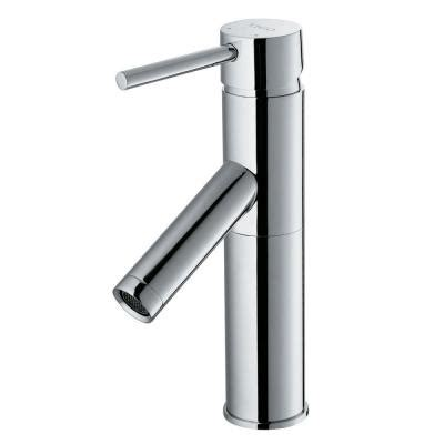 vigo single hole 1 handle bathroom faucet in chrome