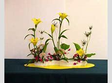 Ohara School of Ikebana Flower Arranging Class Scott