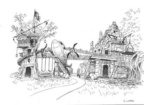 haunted mansion northside theme park design