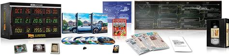 Back To The Future Trilogy getting 35th Anniversary 4K ...
