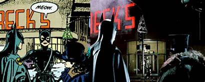 Batman Comic Adaptation Official