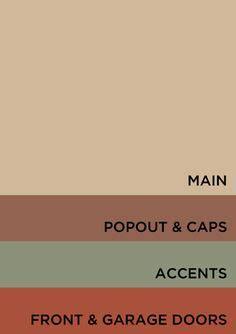 southwest color palette 1000 ideas about exterior color schemes on