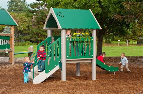 recycled playgrounds from byo recreation 187 | MEC 201 Tot Town