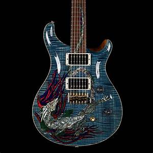 Prs Private Stock 30th Anniversary Dragon 17  40 Nightshade