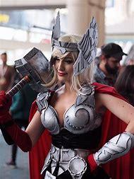Female Thor Cosplay