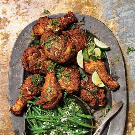 fried tandoori chicken recipe rupam bhagat food wine