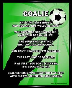 The Life of a Dad of a Goalkeeper   Soccer goalie ...