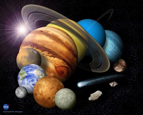 Surprises About Our Solar System Space Earthsky