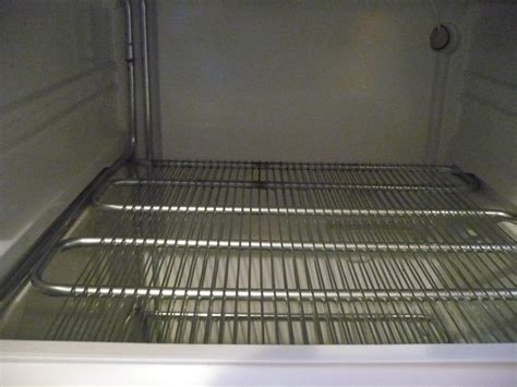 eis im kühlschrank vermeiden rost im gefrierschrank eis k 252 hlschrank