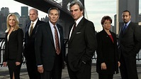 The Cast Of Law & Order - Then & Now