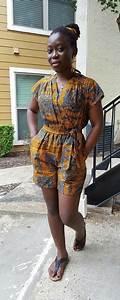 Pagné De Basket : combinaison short en tissu pagne african fashion en 2018 pinterest ~ Teatrodelosmanantiales.com Idées de Décoration
