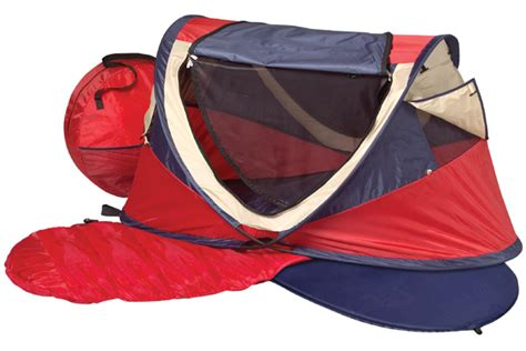peapod plus baby travel bed nscessity deluxe uv tent travel cot