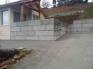 Mur De Soutenement En Gabion : demoly ~ Melissatoandfro.com Idées de Décoration