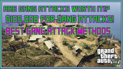 gta v gang attack locations