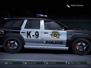 Fantasy Cop Car Texture Mod Addon Need For Speed Carbon