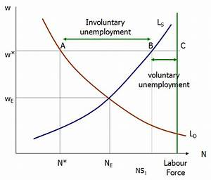 Involuntary Vs  Voluntary Unemployment