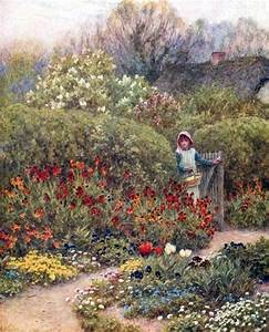 Boxspringbett 1 40 X 2 00 : wallflowers helen allingham english 1848 1926 pinterest ~ Indierocktalk.com Haus und Dekorationen