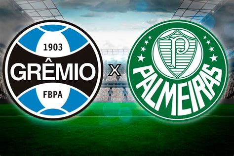 Campeonato Brasileiro: Grêmio x Palmeiras – 20/09