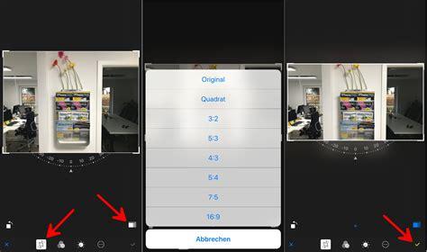 iphone bildformat aendern  der fotos app  gehts