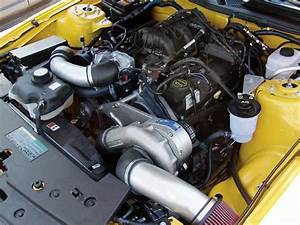 Ford Mustang V6 4 0l 2005-2010