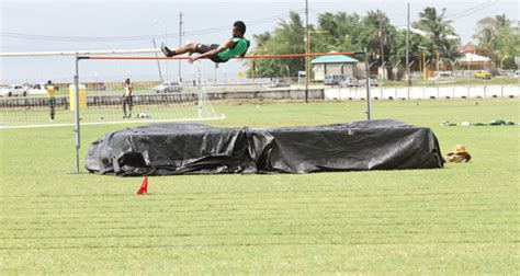 Guyana Finish Igg Track And Field Day One With 11 Gold