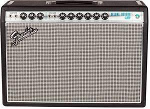 '68 Custom Deluxe Reverb®   Fender Guitar Amplifiers