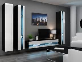 wohnzimmer mit kamin modern wohnwand in weiß hochglanz der allrounder im wohnbereich