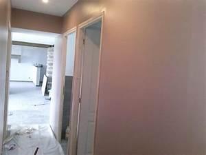 le blog de fred renovation ancienne fermette ferme With peindre un couloir en 2 couleurs 3 couleur pastel pour salon 14 peinture salon 2 couleurs
