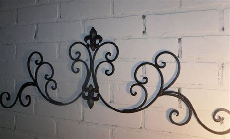 + Ideas About Wrought Iron Wall Decor On Pinterest