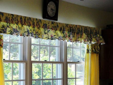 Valance Kitchen Curtains, Kitchen Valances For Windows