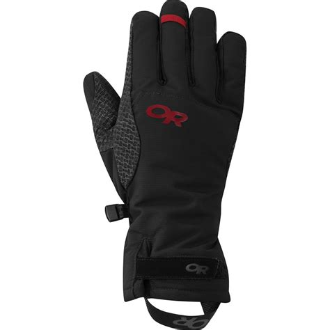 outdoor research ouray aerogel ice glove womens backcountrycom