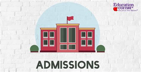 college  university admissions  application